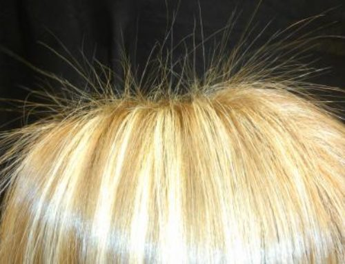 In 6 months of Echogrow intensive care my hair gets a lustrous locks. Jolanta